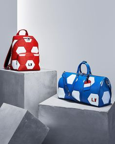 Show your support for the #WorldCup with a piece from the limited edition Louis Vuitton 2018 FIFA World Cup Russia™ Collection. See more at louisvuitton.com #LouisVuitton