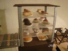 DIY fake food and furniture ☕🍰 - RB italian café - on commission