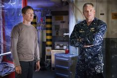 How will the first round of human trials go? The Last Ship is all-new tonight at 9/8c on TNT!