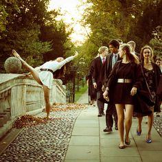 Dance clare college cambrdige
