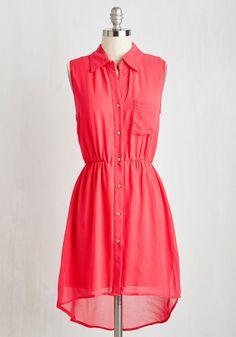 Freelance at Last Dress