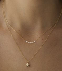 Love the dainty pearl one!
