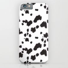 Dalmation Print iPhone & iPod Case