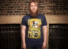 """""""Legend of the Fall"""" - Threadless.com - Best t-shirts in the world"""