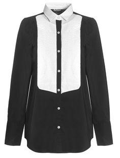 Barbour monochrome shirt