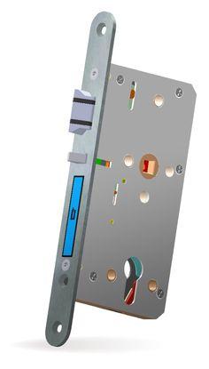 Sicheres Schloss? Kannste haben - die Südmetall Schließsysteme Leipzig stellt diese Woche ihr neuestes Produkt vor. Mechanik + Funk = doppelte Sicherheit. Schlüssig oder?