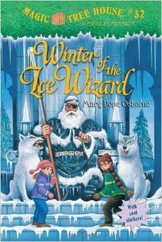 Winter of the Ice Wizard by Mary Pope Osborne (Magic Tree House #32)  Oct 2012
