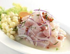 Cebiche de pescado de Restaurante Sonia