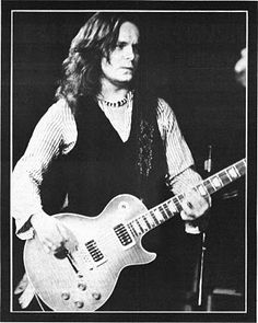 Paul Kossoff -1950-76  Guitarist for the band Free, The Rolling stones Magazine listed him as 51st of all time guitarist. Died from Heart Problems due to Heroin use,
