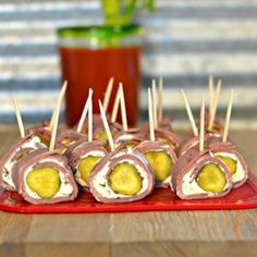 """These tasty snacks are whole kosher dill pickles that are covered with cream cheese and wrapped with thin slices of deli beef. Appetizer Dips, Appetizers For Party, Appetizer Recipes, Snack Recipes, Keto Recipes, Christmas Appetizers, Healthy Recipes, Free Recipes, Easy Recipes"