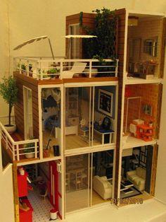 Dollhouses Miniatures - Serbian Ana