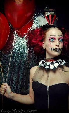 Joyce Spakman Candy Makeup Artist