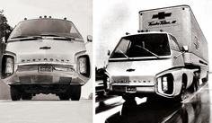 Chevrolet came up with this futuristic transport in 1966: Turbo Titan III - Dark Roasted Blend: DRB Feel-Good Issue #30