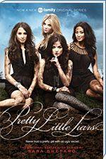 Pretty Little Liar's series by Sara Shepard