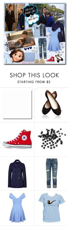 """""""The Fault In Our Stars-Hazel Grace"""" by katrine-amalie ❤ liked on Polyvore featuring Converse, INC International Concepts, Jil Sander, Frame Denim, Miss Selfridge, maurices, GetTheLook, converse, thefaultinourstars and HazelGrace"""