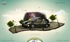 Toyota Prius - Microsite - Andre do Amaral