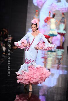 Fotografías Moda Flamenca - Simof 2014 - Pilar Rubio 'Va por ti' Simof 2014 - Foto 03
