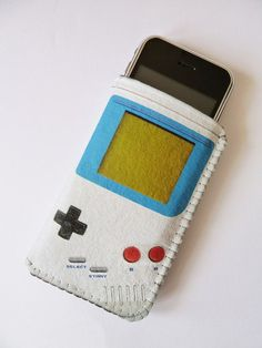 Video game console iphone case