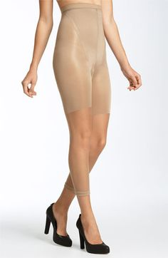 SPANX® 'In-Power Line' High Waisted Footless Shaper available at #Nordstrom