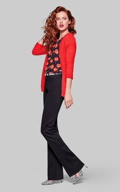 f3c46dae2e6 Get in on the red trend with ravishing reds in every shade from fire engine  to