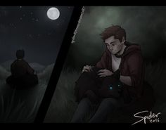 The Hollow Moon- ch3b by spider999now