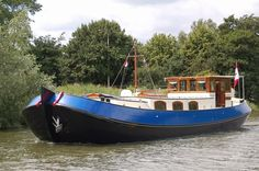 dutch barge construction - Yahoo Image Search Results