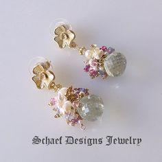 Schaef Designs Gemstone Earrings