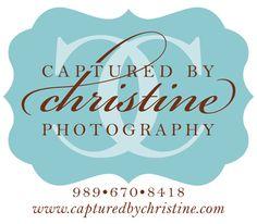 Captured By ?... Logo