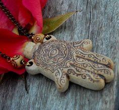 hand amulet