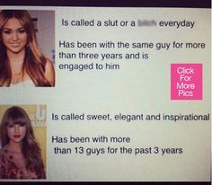 Don't get me wrong, I love T swift. But Miley is my fave and this if fantastically hilarious & true