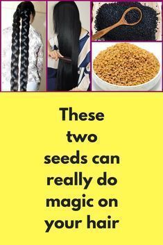 These two seeds can really do magic on your hair Today I will share recipe of an amazing hair oil that will really boost your hair growth and length will increase super fast To prepare this hair oil you will need Black cumin seeds Fenugreek seeds Coconut oil Castor oil Preparation Take 2 spoon of kalonji seeds, grind it After this you will need 2 …