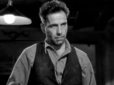 Humphrey Bogart in The Petrified Forest (Archie Mayo, 1936)