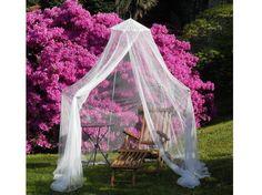 Outdoor mosquito net FAFINA - Grigolite