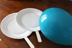How to Play Balloon Ping Pong - A Super Fun Activity For Birthday Parties
