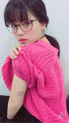 今日は。 の画像|小芝風花オフィシャルブログ「always with a smile」Powered by Ameba Cute Glasses, Girls With Glasses, Japanese Beauty, Asian Beauty, Prettiest Actresses, Kawaii, Pretty Face, Pretty Girls, Asian Girl