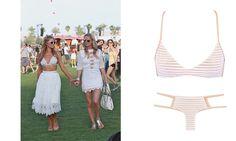 Spotted: Coachella's Best Bikinis #bikinidotcom #LuliFama