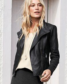 Marc New York Felix Leather Jacket