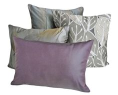 purple-and-grey-throw-pillows