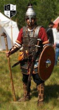27820b42e0407b Gasindio Medieval Life, Medieval Fantasy, Chainmail Armor, Early Middle  Ages, Armor Clothing