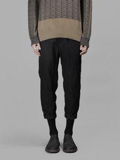 Linen and Cotton Pants Spring/summer Ziggy Chen T5NFBSK