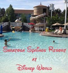 Saratoga Springs Resort Map | Disney World Maps | Pinterest ...