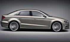 Audi A3 tron concept