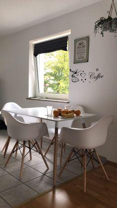 Ikea, Eames, Studio, Chair, Furniture, Home Decor, Fluffy Rug, Wood Colors, Scandinavian Design