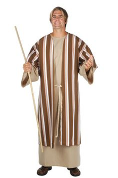 Adult Deluxe Shepherd Costume - Candy Apple Costumes - Biblical Costumes for… Baby Halloween Costumes, Christmas Costumes, Adult Costumes, Greek Costumes, Wise Man Costume, Shepherd Costume, Biblical Costumes, Easter Play, Nativity Costumes