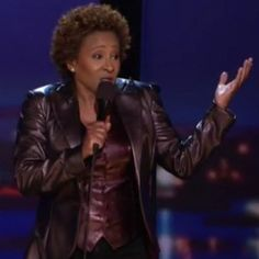 Is it harder to be black or gay? By Wanda Sykes.