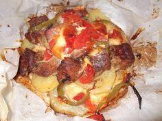 Διατροφη Archives - Page 21 of 207 - Eimaimama. Greek Cooking, Greek Recipes, Hawaiian Pizza, Vegetable Pizza, Baked Potato, Pork, Food And Drink, Beef, Chicken