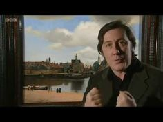 The madness of Vermeer - Secret lives of the artists Andrew Graham-Dixon, travelling to Vermeer's hometown of Delft and a dramatic Dutch landscape of huge skies and windmills, embarks on a detective trail to uncover the life of a genius in hiding. Dutch Artists, Famous Artists, Still Life Artists, What Is An Artist, Johannes Vermeer, Best Documentaries, Windmills, Secret Life, Delft