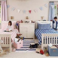For those parents who live in a small home but have two or more children, they must face the difficulties that lack the number of bedrooms for each child to live separately. So sharing the bedroom together becomes the only option. If the two children are two boys or two girls, it becomes an easy …