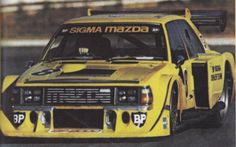 South African Manufacturers Challenge 1978 to 1980 Racing Car Design, Mazda, Race Cars, Classic Cars, African, Vehicles, South Africa, Sports, Challenge
