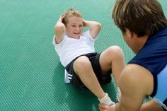 Exercises for kids- Body weight exercises develop muscular strength and endurance.